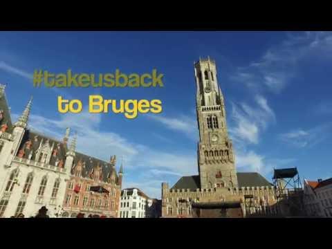 #takeusback to Bruges | 2016-07 | DJI OSMO | 4K