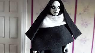Horror Figure Custom Valak Nun from Conjuring II