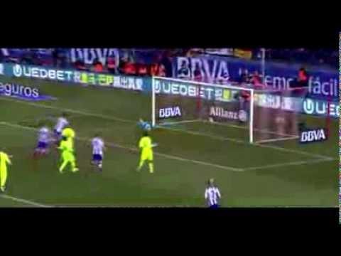 Atletico Madrid vs Barcelona penalty (Garcia R.)