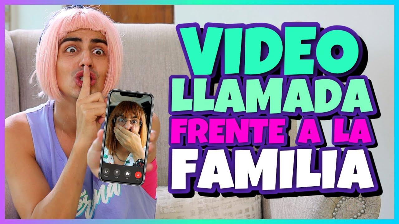 Download Daniel El Travieso - Video Llamada Frente A La Familia!