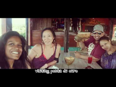 Ning Chen Mozambique Yoga Dream Trip