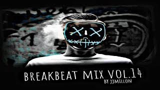 BREAKbeat Mix 14 Breaks Session Abril 2019