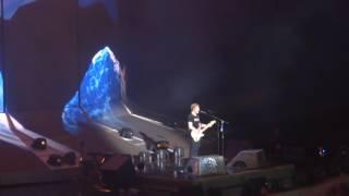 Ed Sheeran - Thinking Out Loud - o2 Arena 1/5/17