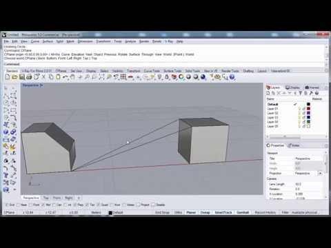 Repeat Rhino - 27 - Clipping Planes for Make2D Sections by Paramarch