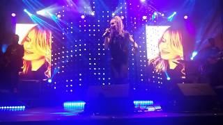 """Alexia """"Il mondo non accetta le parole"""" Live Roma"""