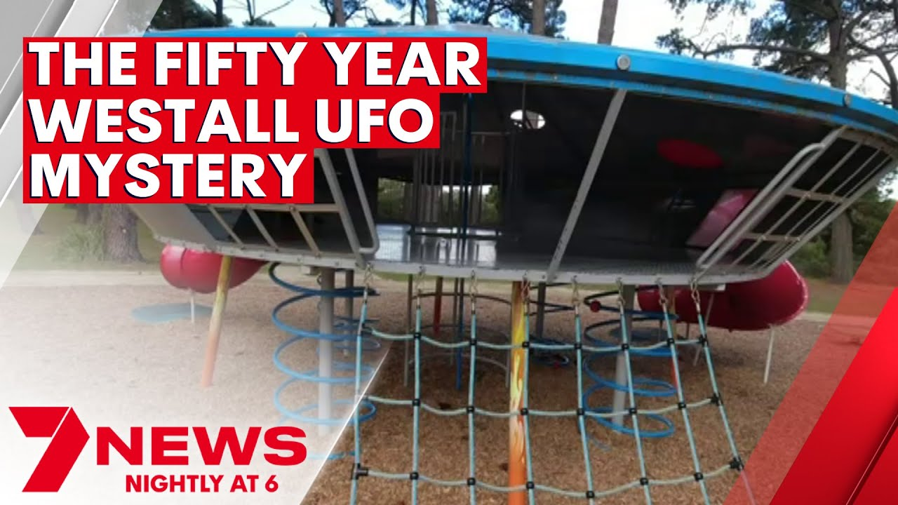 Westall's 50-year-old UFO sighting emerges again | 7NEWS