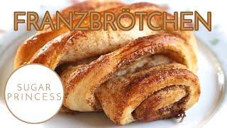 Köstliche Franzbrötchen selber gemacht/ How to bake 'Franzbrötchen'