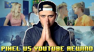 Pixel Watches: YouTube Rewind: The Shape of 2017 | #YouTubeRewind [BRITISH REACTION]