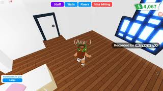 PLAYIN ROBLOX ADOPT ME WITH ParkourNinja019