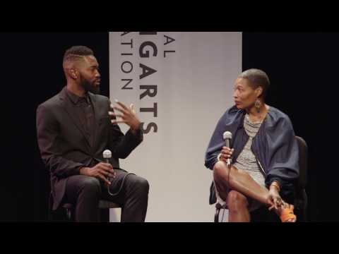 Tarell Alvin McCraney and Joan Morgan | YoungArts Master Class