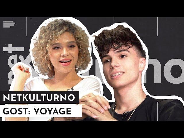 Voyage: Mili je najgori treper! | NETKULTURNO | S01E02