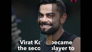 Viral video: Virat Kohli and Team India's world record against Sri Lanka