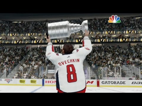 Washington Capitals Are The 2018 Stanley Cup Champions!  Alex Ovechkin NHL MVP Wins Conn Smythe