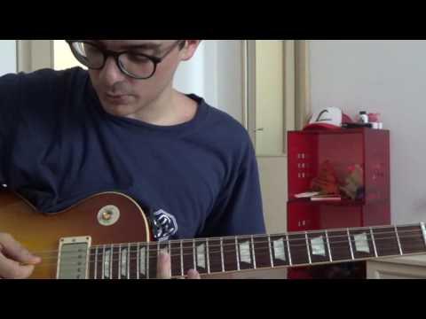Teddy Picker - Arctic Monkeys (Guitar Lesson + Tabs).