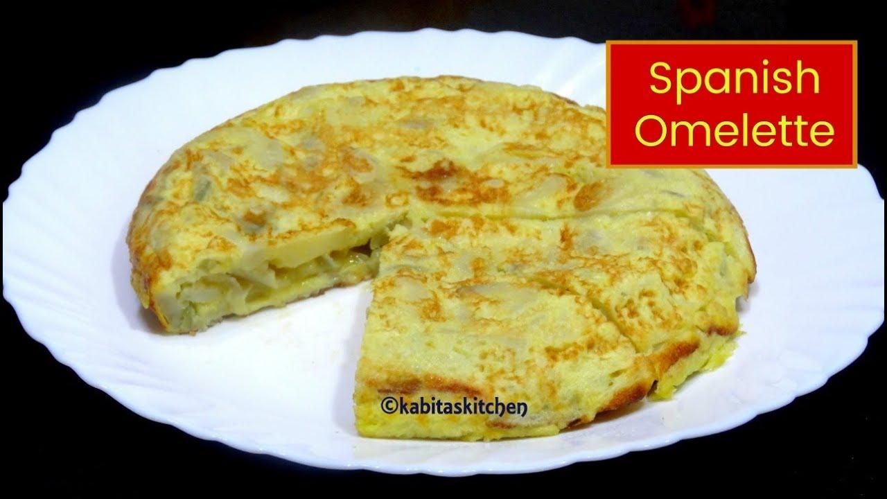 Resultado de imagen de spanish omelette in english