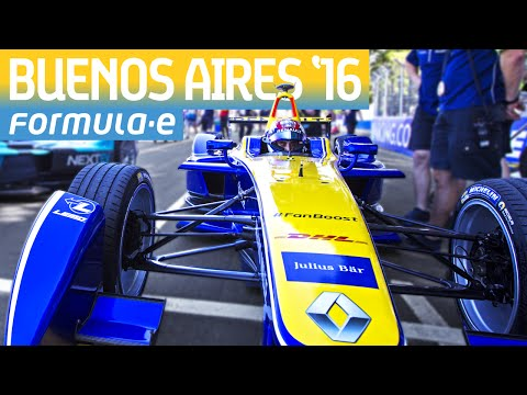 Sébastien Buemi Climbs From Last to 2nd Position! - Formula E