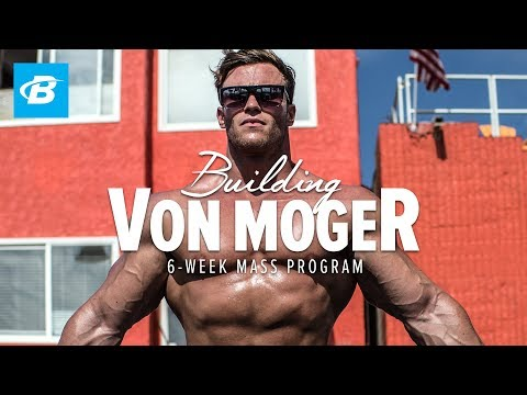 Calum Von Moger's 6-Week Mass Training Program | Building Von Moger