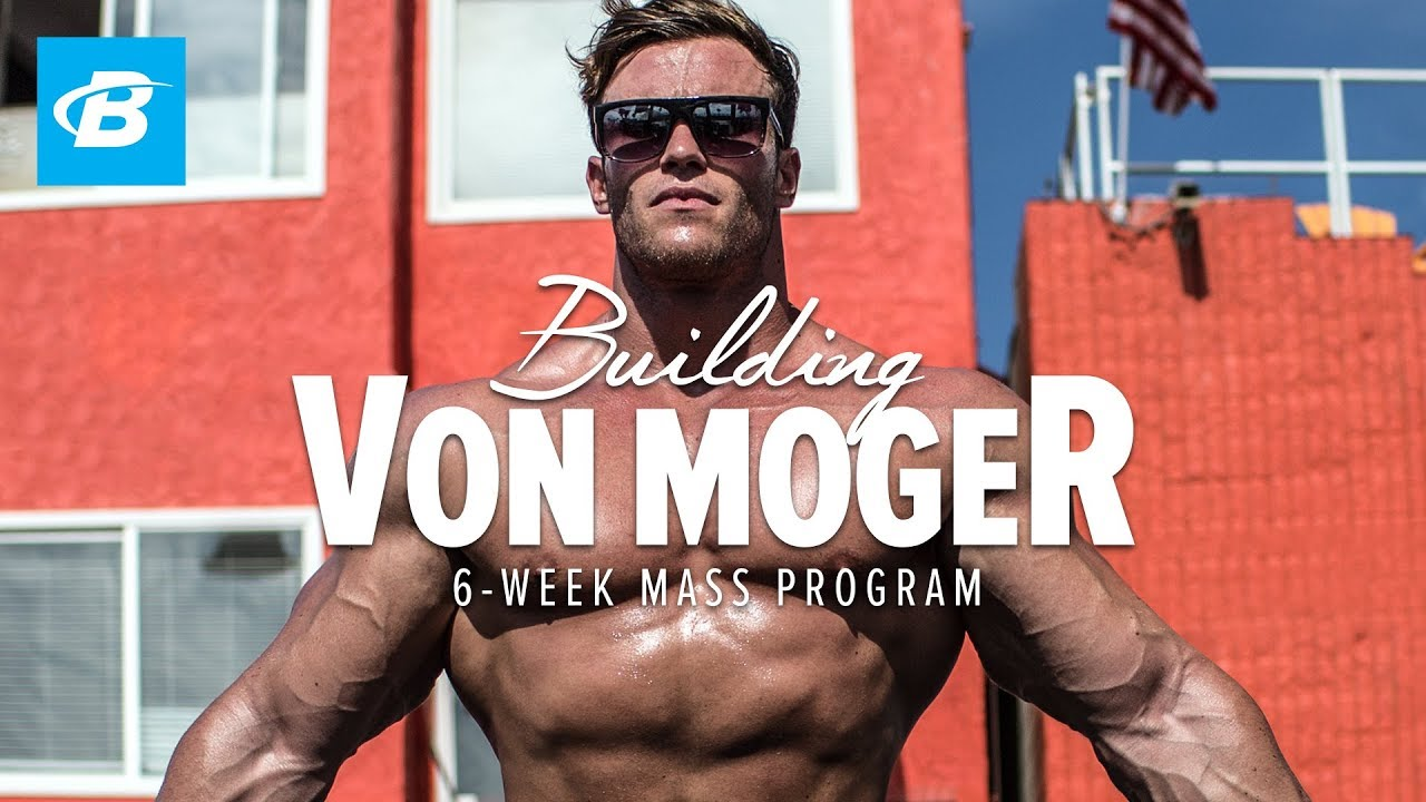 Calum von mogers 6 week mass training program building von calum von mogers 6 week mass training program building von moger youtube malvernweather Choice Image