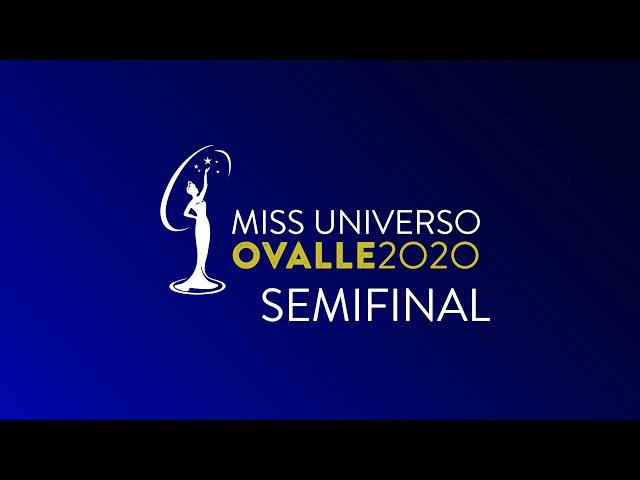 Miss Universo Ovalle 2020 Semifiinal