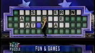 Bald brothers on Wheel of Fortune