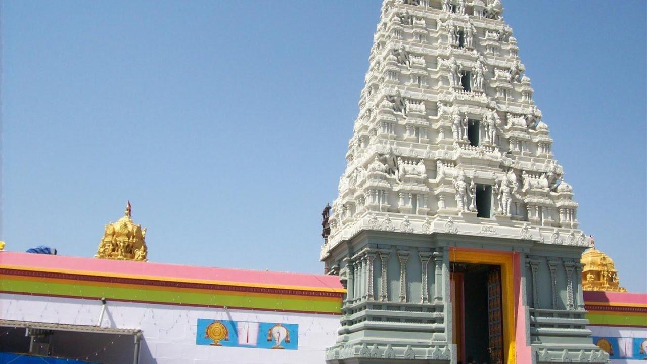 an essay on the tirupathi balaji temple