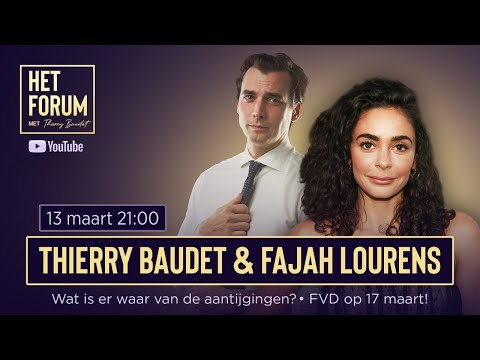 HET FORUM - Met Fajah Lourens