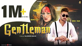 Gentleman (Official video)  Robbey Singh | Shehnaz Gill | R Music | Latest Punjabi song 2020