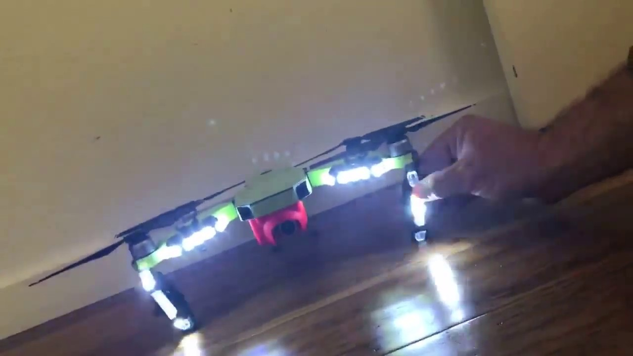 After Market Anti-Collision Lights On The DJI Mavic Pro & After Market Anti-Collision Lights On The DJI Mavic Pro - YouTube azcodes.com