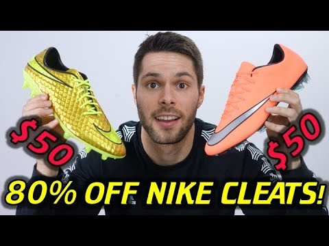 1f5a4a503f2 42 NIKE CLEATS FOR  50 (80% off Vapor 10