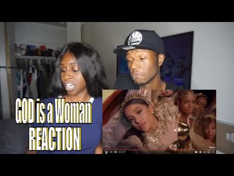 ‪Ariana Grande - God is a woman [REACTION]