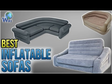 6 Best Inflatable Sofas 2018 You