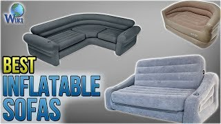 6 Best Inflatable Sofas 2018