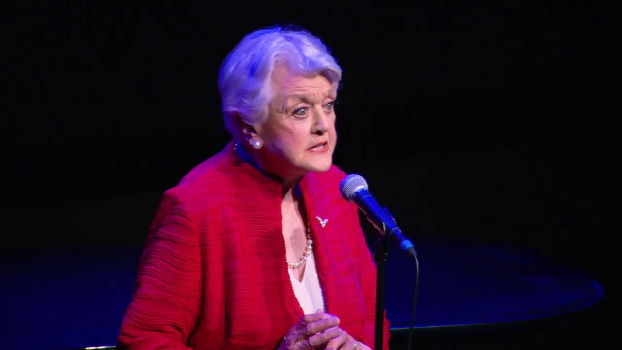 Angela Lansbury Sings Beauty And The Beast Theme At 25th