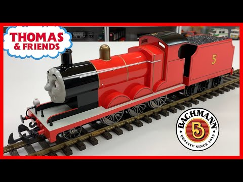 James the Red Engine Large Scale Thomas & Friends Bachmann Trains from TrainWorld