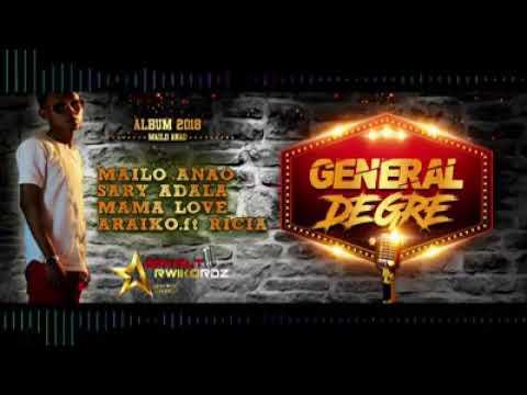 General Degre Feat RICIA   ARAIKO NOUVEAUTE GASY 2019   YouTube