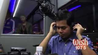 Gloc-9 - Upuan (feat. Lirah Bermudez) on Wish FM 107.5 Bus HD