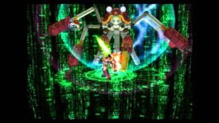 Mega Man X8(Rockman X8) PS3 gameplay