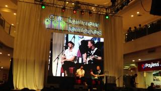 English Girls Acoustic - The Maine Live in Manila
