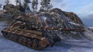 WoT Object 268 4 12334 DMG !!! - Arctic Region