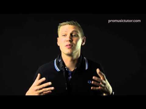 Online Sax Lessons - Major 2,5,1's Series 3 with James Morton