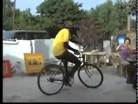 ถึงไม่ใช่จักรยาน bmx แต่ก็โชว์เทพๆได้