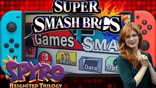 Massive News: Smash Ultimate Menu & New Modes Leaked   Mary Jane Playable in Spiderman PS4 & More