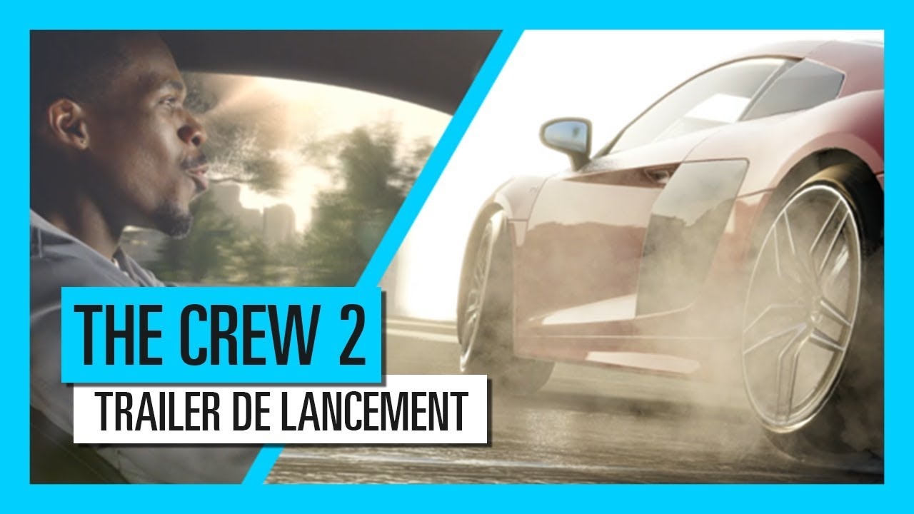 the crew 2 xbox one au meilleur prix sur. Black Bedroom Furniture Sets. Home Design Ideas