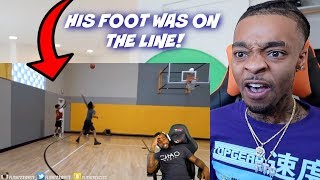 I GOT SCAMMED... CashNasty Reaction To My 1v1 REMATCH Against Miles Brown Reaction! (HE'S OBSESSED!)