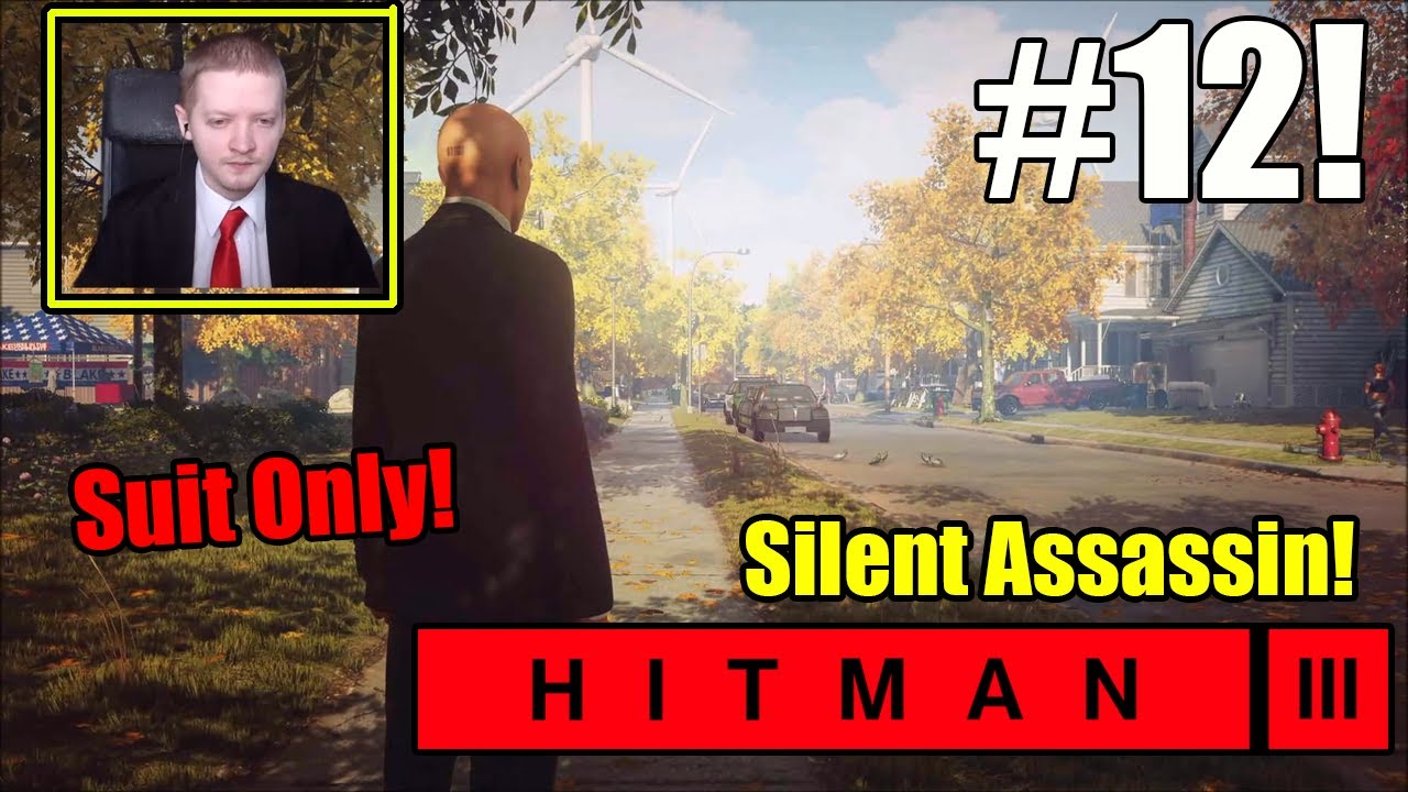 Download Road To Hitman 3- Part 12 Another Life ( Vermont USA ,Suit Only Master Difficulty, Silent Assassin )