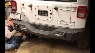 Rebuilding A Wrecked Car JEEP RUBICON (Part 7)