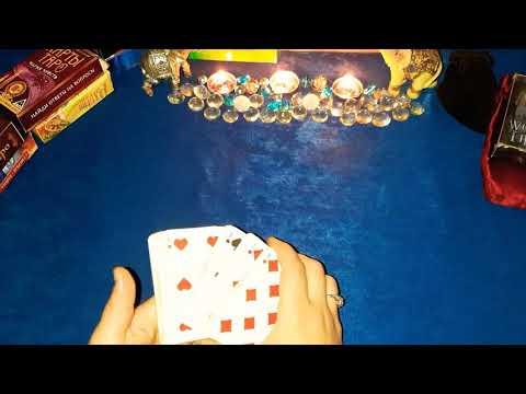 Самое Точное Гадание на Игральных картах на Любовь, Перспективу Отношений на Игральных картах