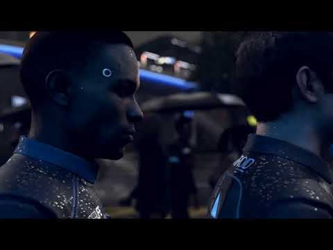Detroit: Become Human - Game Test |