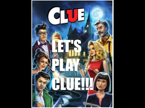 how to play clue with 2 players