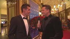 Miroslav Klose ist stolz | SemperOpernball 2018 | MDR